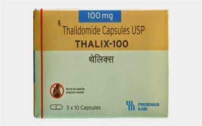 Thuốc Thalix thuốc Thalidomide 100mg mua ở đâu giá bao nhiêu?