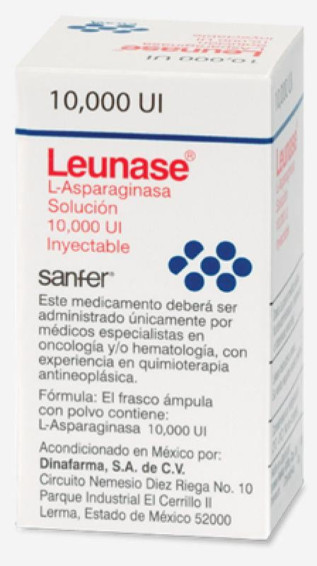 Thuốc Leunase 10.000 KU L-asparaginase mua ở đâu giá bao nhiêu
