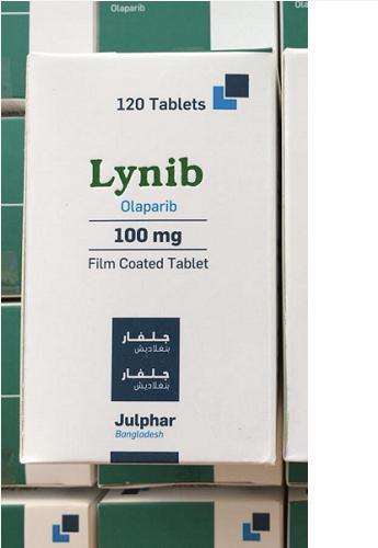 Thuốc Lynib (Olaparib) 100mg mua ở đâu giá bao nhiêu