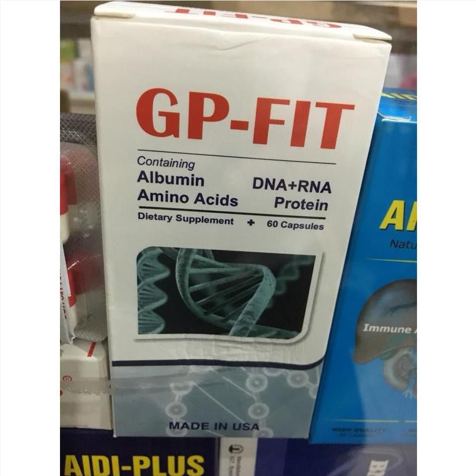 Thuốc GP-FIT giá bao nhiêu, mua ở đâu?