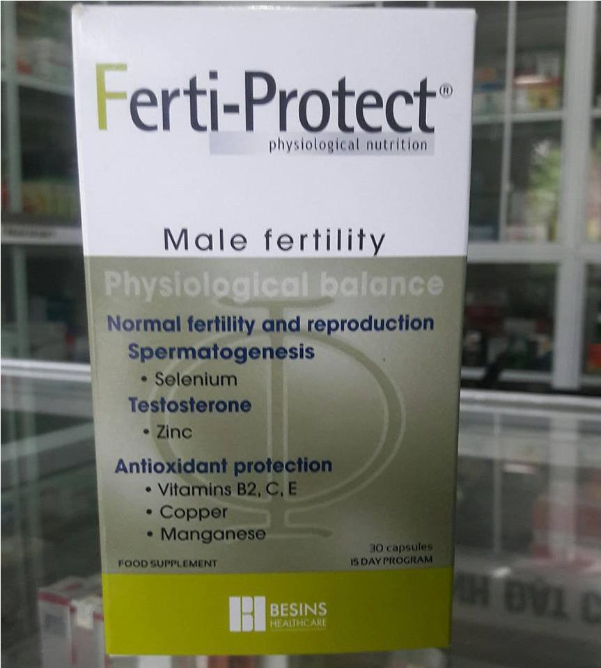 Thuốc Ferti Protect mua ở đâu, giá bao nhiêu