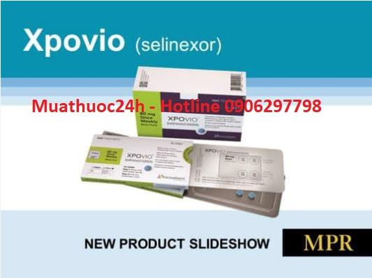 Thuốc Xpovio giá bao nhiêu mua ở đâu?