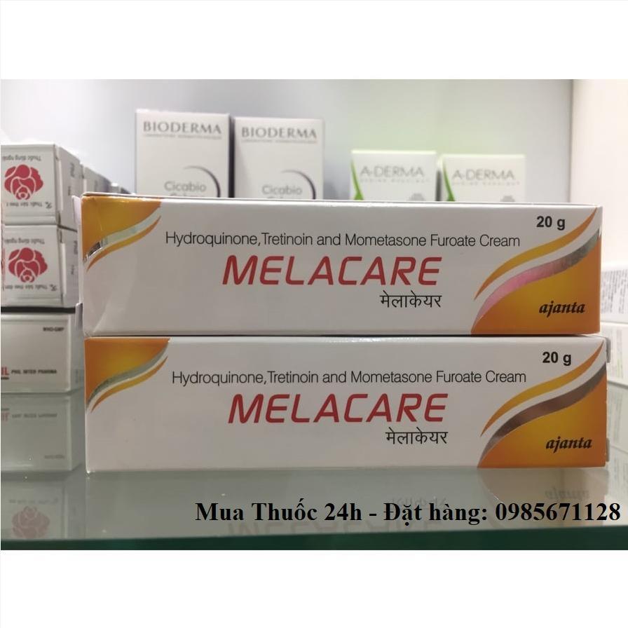 Kem trị nám Melacare Cream giá bao nhiêu mua ở đâu