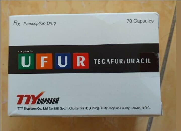 Thuốc UFUR Tegafur uracil giá bao nhiêu mua ở đâu?