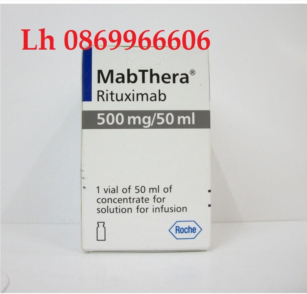 Thuốc MabThera Rituximab giá bao nhiêu mua ở đâu?
