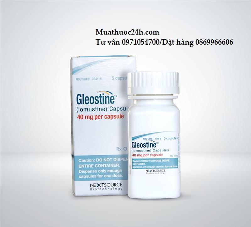 Thuốc Gleostine Lomustine giá bao nhiêu mua ở đâu?