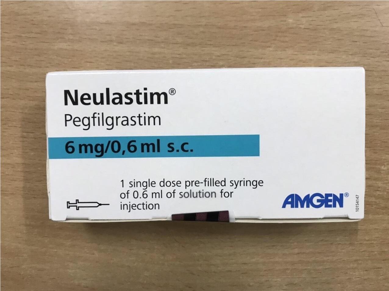 Thuốc Neulastim pegfilgrastim giá bao nhiêu mua ở đâu?