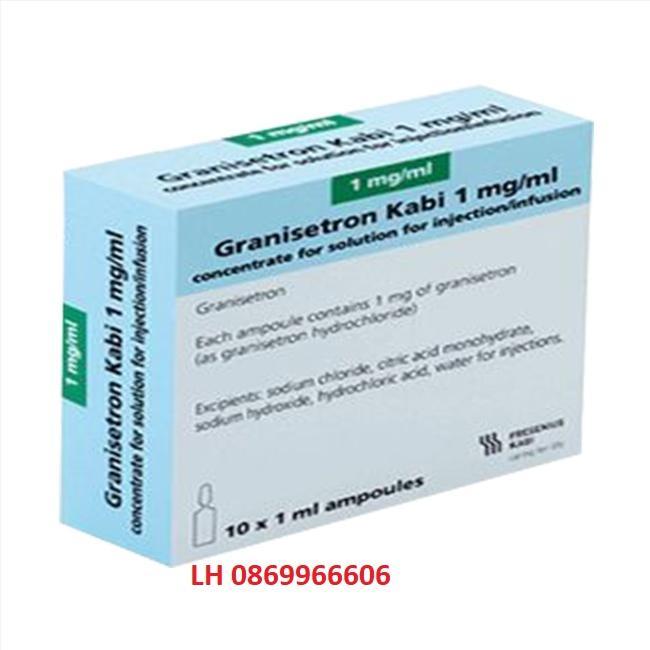 Thuốc Granisetron Kabi giá bao nhiêu mua ở đâu?