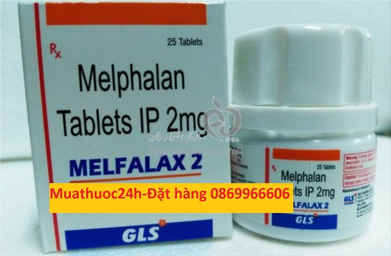 Thuốc Melfalax 2 (Melphalan) giá bao nhiêu mua ở đâu?