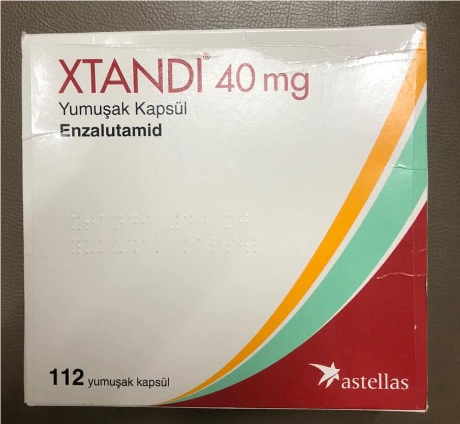Thuốc Xtandi Enzalutamide giá bao nhiêu mua ở đâu?