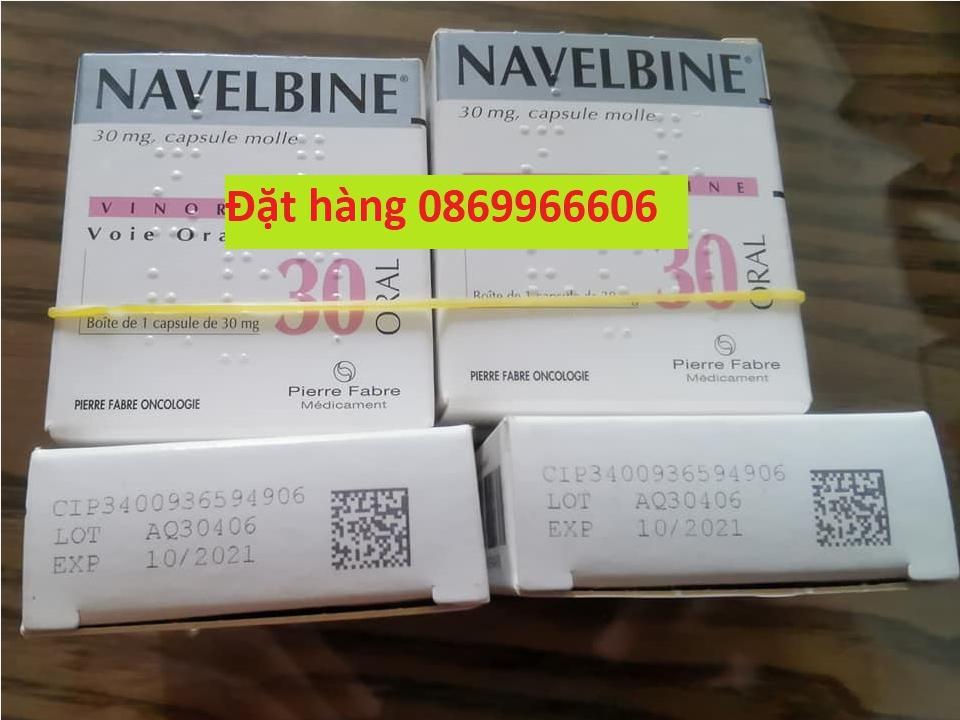 Thuốc Navelbine giá bao nhiêu?