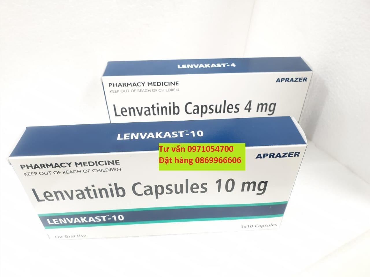 Thuốc Lenvakast Lenvatinib giá bao nhiêu mua ở đâu?