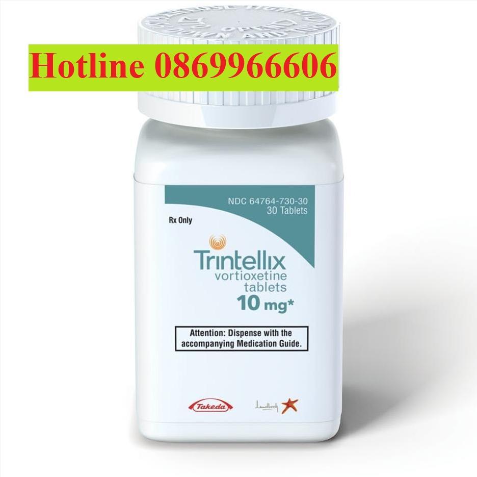 Thuốc Trintellix Vortioxetine giá bao nhiêu mua ở đâu?