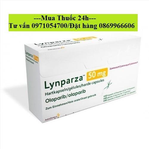 Thuốc Lynparza (Olaparib) giá bao nhiêu mua ở đâu?