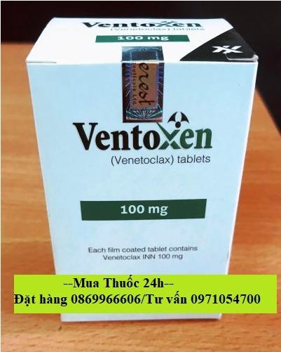Thuốc Ventoxen (Venetoclax) giá bao nhiêu mua ở đâu?