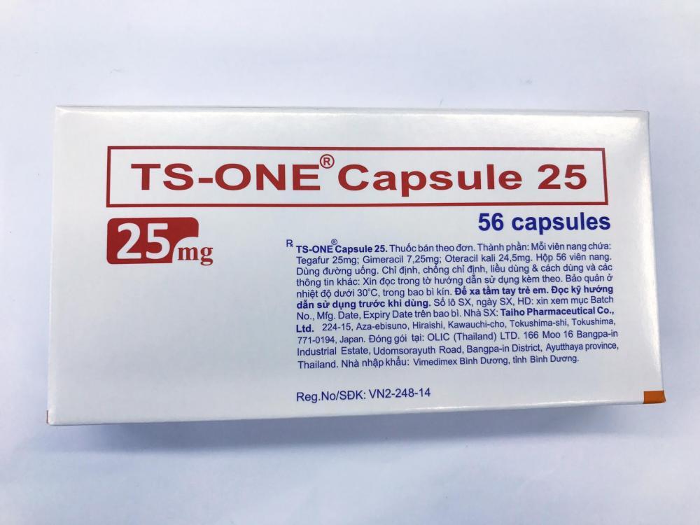 Sử dụng thuốc uracil và tegafur sau phẫu thuật cho bệnh nhân bị ung thư biểu mô tế bào vảy ở miệng
