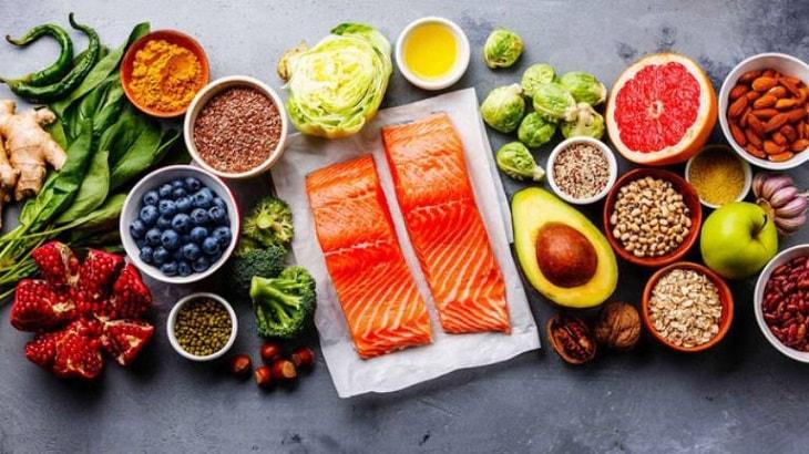 Thực phẩm nào tốt cho bệnh nhân suy thận?